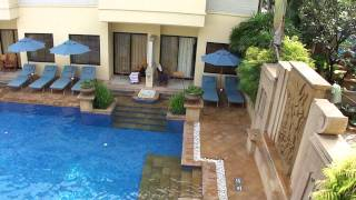 Holiday Inn Resort PHUKET  Busakorn Villa private swimming pool