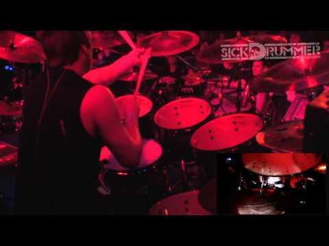 Trey Williams - Dying Fetus - ( Homicidal Retribution ) drum cam thumbnail