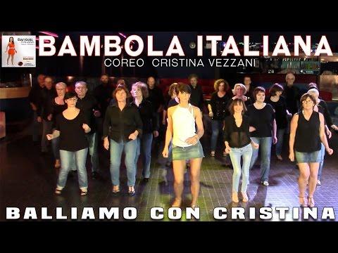 BAMBOLA ITALIANA   Ballo di gruppo   Cristina Vezzani   2016