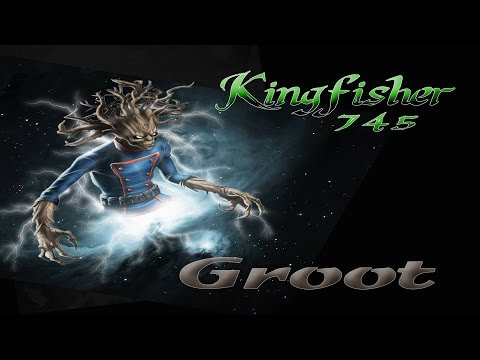 Marvel Avengers Alliance: First Look at Groot (Recruited and in Action)