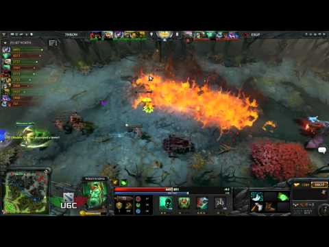 EXGamesPro vs Throwing Pains UGC NA Iron Game 1 - Casted by Mikelorus