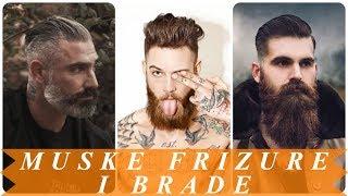 Moderne muske frizure i brade