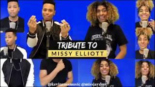 MISSY ELLIOTT MASHUP- KEVIN ROSS & MISS JAY DMV