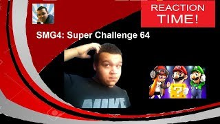 Reaction Time: SMG4 Super Challenge 64