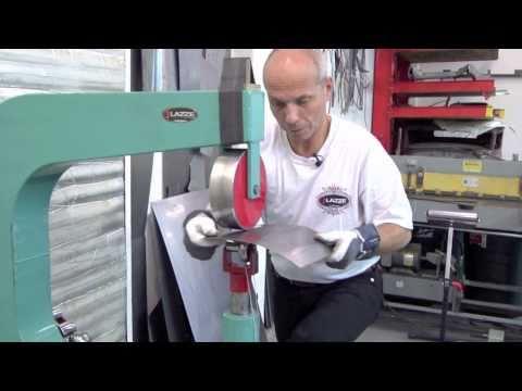 Keeping Flat Materials Flat When Using the Bead Roller PART 2