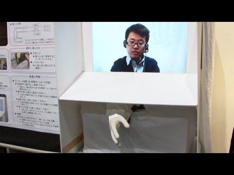 Robot Hand Communicates Grip Force, Body Temperature and Touch #DigInfo