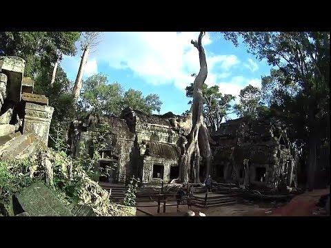 12 Путешествия Вани и Пати  Храмовый комплекс Ангкор
