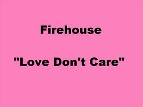 Firehouse - Love Don
