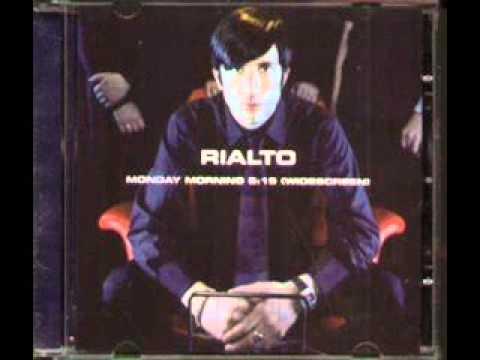 Rialto - Lipstick Letters
