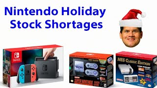 Nintendo Shortages And Stock Of The SNES Classic