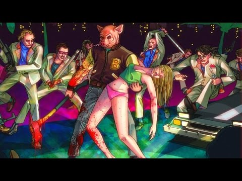 Hotline Miami Game Review