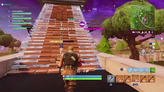 Fortnite little gameplay with my nephew