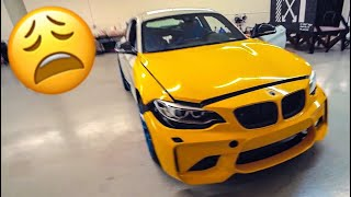 My bmw m2 build ..