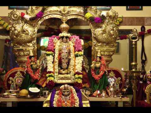 Devotional Telugu Kirtan (veena) On Sriman Narayana - narayanathe Namo Namo (annamacharya) video