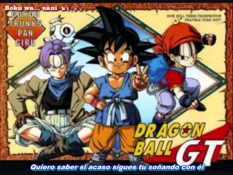 Dragon Ball GT Opening | Japones/Sub Español | FULL