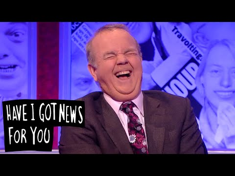 David Cameron Interviewed By Heat - Have I Got News For You