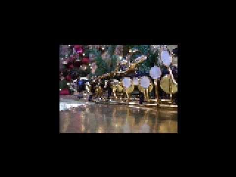 Christmas Alto Sax Pictures and Music