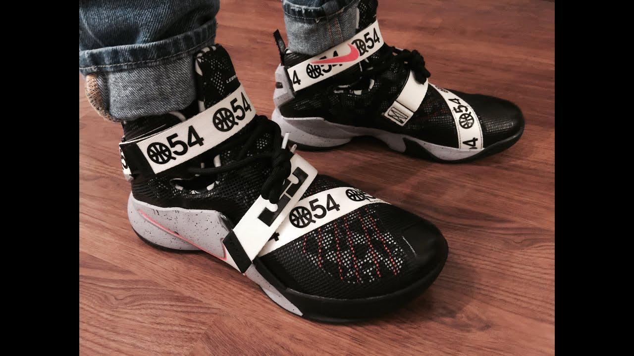 Nike Lebron Soldier 9 - Watch V 3dmtoco Vx5l0 Fin