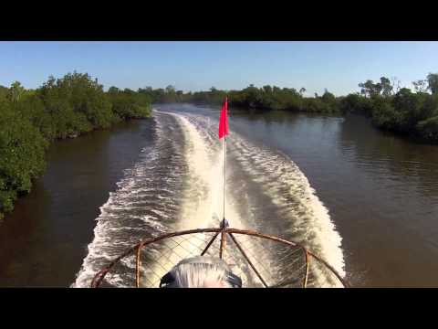 Pine Island Air Boat Ride