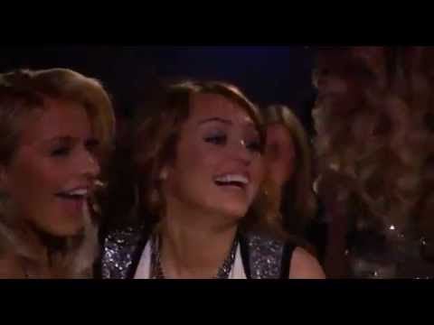 Miley Cyrus - American Music Awards - Fly On The Wall 2008