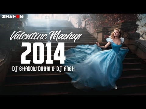 Dj Shadow Dubai & Dj Ansh Doha - Valentine Mashup 2014 video