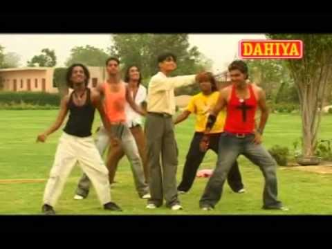 Famous Haryanvi Folk Song | Chandro Hui Jawan | Vikas Kumar, Meenakshi Panchal video