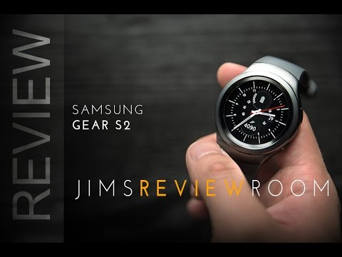 Samsung Gear S2 Smart Watch - REVIEW
