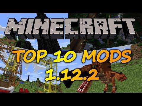 Top 10 Minecraft Mods (1.12.2) - 2018