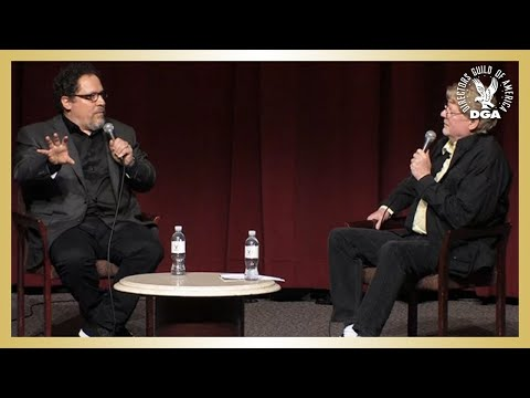 The Jungle Book DGA Q&A With Jon Favreau And Donald Petrie