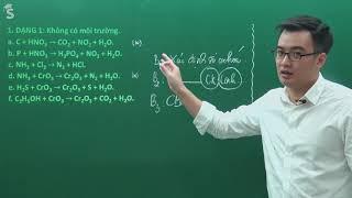 Live - Phản ứng Ooxxi hóa khử - hóa học 10 - Thầy giáo Phạm Thanh Tùng