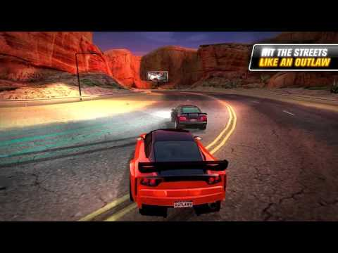 Drift Mania: Street Outlaws APK Cover