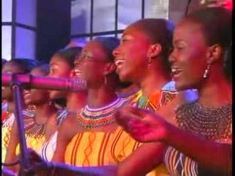 Monarchs praise - ngangingumoni (sing out 2011)
