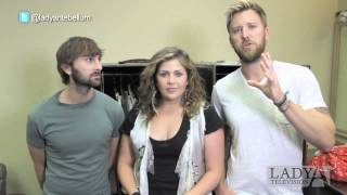 Lady Antebellum Video - Webisode Wednesday - Episode 300 - Lady Antebellum