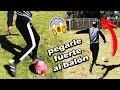 Cómo PATEAR con POTENCIA en el FUTBOL | Tutorial de Futbol