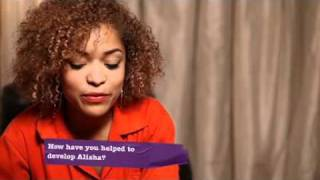 Antonia Thomas Interview