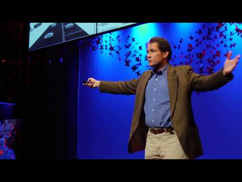 The Hidden World Beneath the Antarctic Ice Sheet : John Priscu at TEDxBozeman