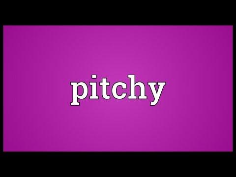 Header of pitchy