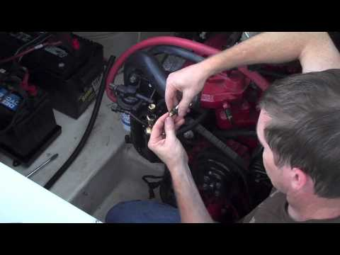 How To Install Volvo Penta Fuel Cell 21608511 5.7Gi-B