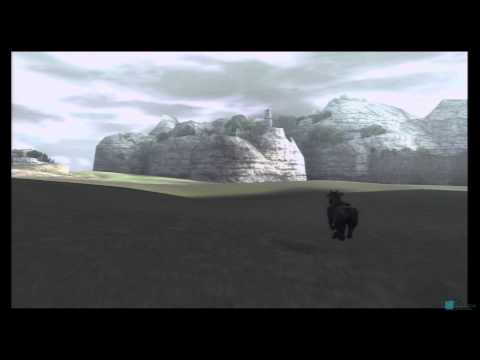 Shadow of the Colossus Agro Free Roaming Intro