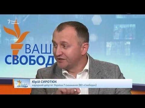 Україна має визнати Росію окупантом і діяти згідно з міжнародними конвенціями ведення воєн, ‒ Юрій Сиротюк