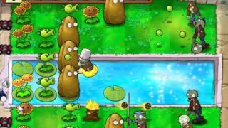 Прохождение игры растения против зомби 3 9