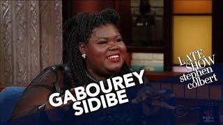Gabourey Sidibe Told Herself She Wasn
