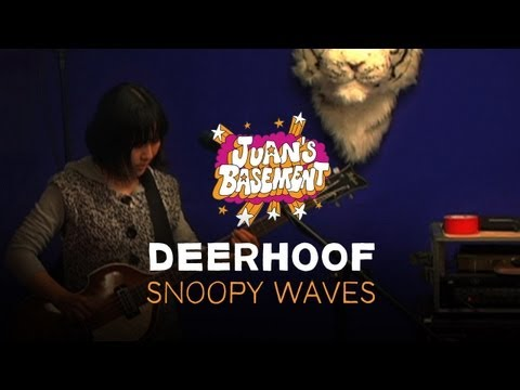 Deerhoof - Snoopy Waves - Juan's Basement