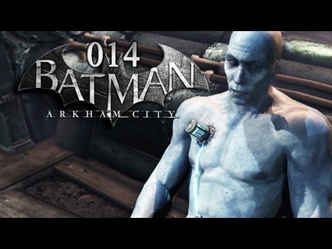 BATMAN: ARKHAM CITY #014 - Das Ende der Eiszeit? [HD+] | Let's Play Batman: Arkham City