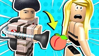 Trolling as a Ghost Buster in Roblox...