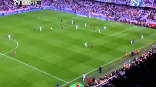 gol BALE Barcellona vs Real Madrid 1-2 COPA DEL REY 2014