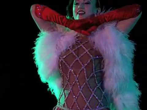 Michelle L'amour - The 1st Annual New Orleans Burlesque Festival video