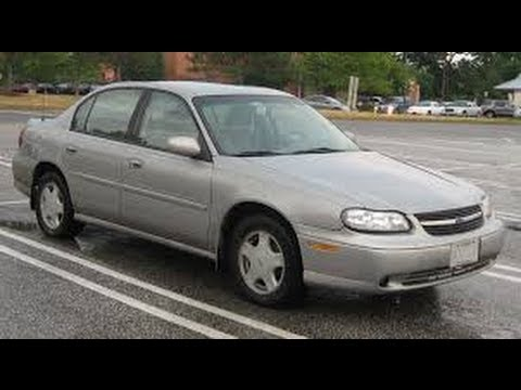 How to Replace Brake Pads and Rotors on a 2003 Chevrolet Malibu