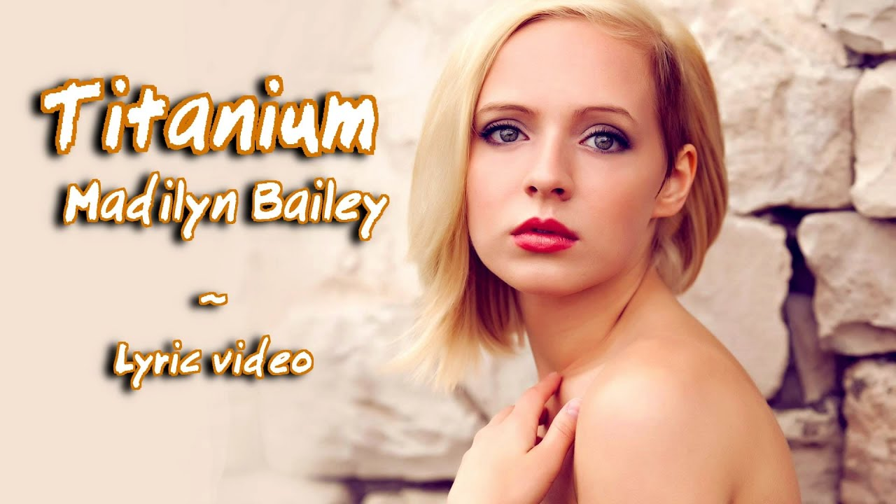 Titanium david guetta ft sia official acoustic madilyn bailey
