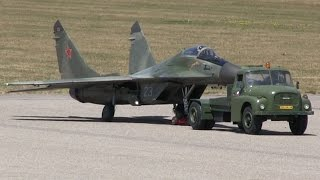 RC MiG-29 - Jets Over Czech 2015